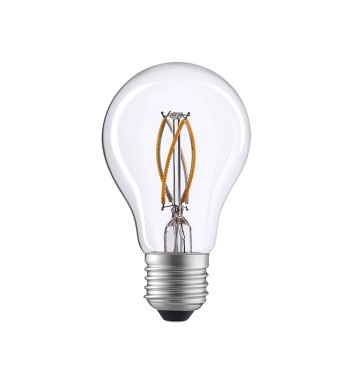 LED LINE A60 E27 4W Varm...